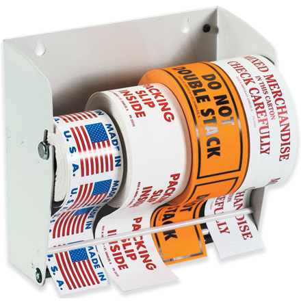 Wall Mount Label Dispensers