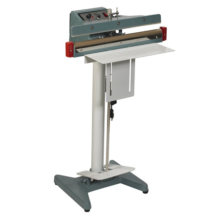 Wide Seal Foot Operated Impulse Sealers