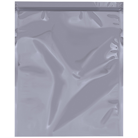 "10 x 13"" Unprinted Reclosable Static Shielding Bags"